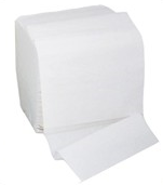 Interleaved Toilet Tissue