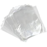 Clear Compactor Virgin Polythene Sacks 25x39x49