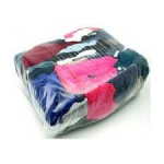 General Mixture Recycled Rags Coloured 10kg