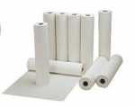 Hygiene/ Couch Rolls White 2ply 20'' 50m