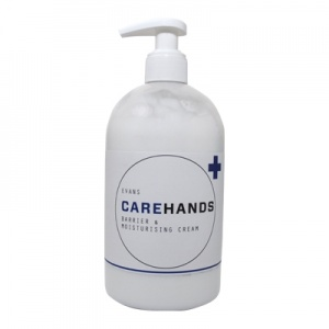 Evans Carehands Barrier Cream 500ml