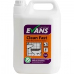 Evans Clean Fast Heavy Duty Washroom Cleaner