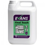 Evans Final Touch Washroom Sanitiser
