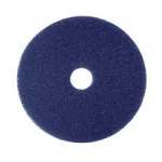 Floor Maintenance Pad Blue Spray Cleaning Sizes 12-20''
