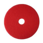 Floor Maintenance Pad Red Spray Buffing Sizes 12-20''