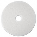 Floor Maintenance Pad White For Polishing & Buffing Sizes 12-20''