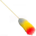 Flick Duster Pure Lambswool Extending Pole available