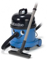 Charles CVC370 Numatic Cylinder Vacuum Wet & Dry Machine