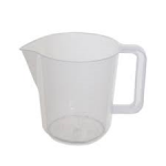 Measuring Jug 500ml Plastic