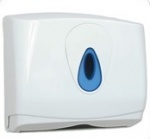 Evolution Interfold Z & C Fold Paper Hand Towel Small Dispenser White