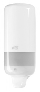 Tork Elevation Liquid Soap Dispenser White
