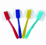 Deluxe Washing Up Brush Plastic