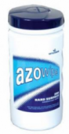 Azo Hard Surface Disinfectant Surface Wipes