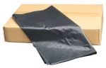 Black Compactor Polythene Refuse Sacks 22x33x47 300g