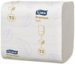 Tork Interleaved Bulk Pack Toilet Tissue 2ply