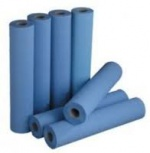 Hygiene/ Couch Rolls Blue 2ply 20 inch 40m