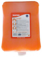 Deb Orange Swarfega Removes Oil & Grease From Hands Refill 4 litre