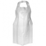 Disposable White Aprons Flat Pack