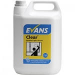 Evans Clear Window, Glass & Stainless Steel Cleaner
