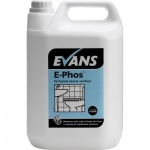 Evans E-Phos Toilet Cleaner Sanitiser & Descaler