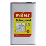 Evans Sitan Liquid Wax Wood Floor Polish