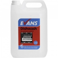 Evans Dishwash Detergent Automatic Machine 5 Litre