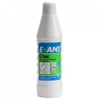 Evans Q Det Unperfumed Detergent with Bactericides