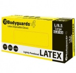 Latex Disposable Powdered Gloves
