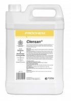 Prochem Clensan Sanitiser Protection From Odours