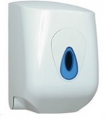 Evolution Centre Feed Paper Tissue Dispenser White