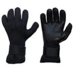 Thermal Padded Nylon Extra Grip Work Gloves