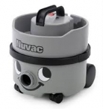 Nuvac VNP180 Grey Numatic Cylinder Vacuum Machine