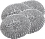 Galvanised Steel Pot Scourers