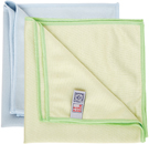 Microglass Professional Microfibre Window Polishing Cloths