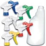 Trigger Spray Plastic 600ml Bottle & Head COMPLETE