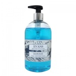 Evans Ocean Blue Hand Hair & Body Wash Liquid Soap 500ml